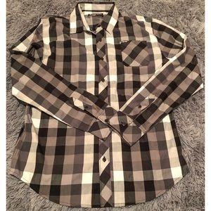 Zoo York-button up shirt
